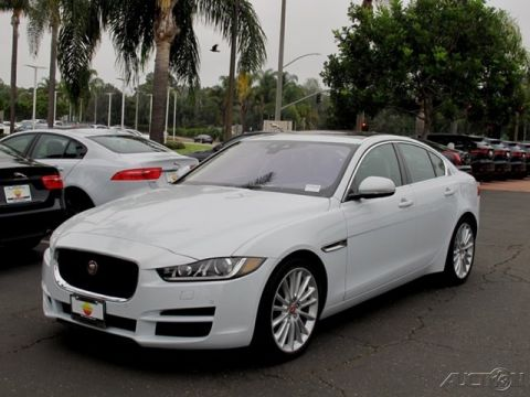 New 2017 Jaguar XE 35t First Edition RWD 4dr Car