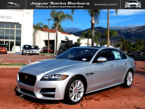 New 2016 Jaguar XF 35t R-Sport RWD 4dr Car