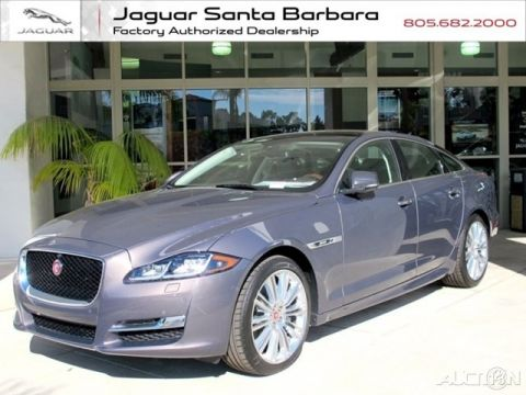 New 2016 Jaguar XJ R-Sport With Navigation