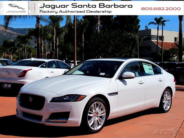 new 2016 jaguar xf 35t prestige 4 door sedan in santa barbara j1775 jaguar santa barbara. Black Bedroom Furniture Sets. Home Design Ideas