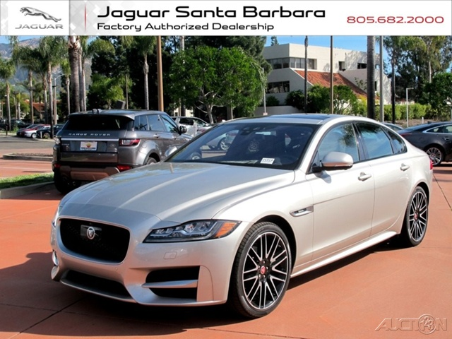 new 2017 jaguar xf 35t r sport rwd sedan in santa barbara j1814 jaguar santa barbara. Black Bedroom Furniture Sets. Home Design Ideas