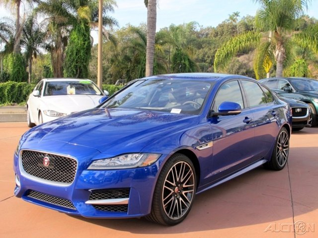 New 2018 Jaguar XF 25t R-Sport